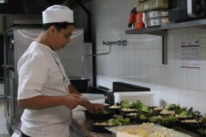 Cuisinier Agapè